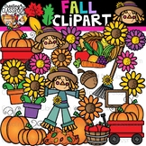 Fall Clipart {Seasons Clipart}