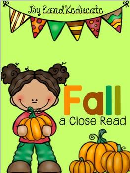 Fall Close Read