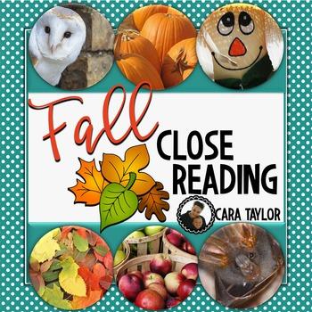 Fall Close Reading