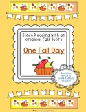 Fall Close Reading Passage with Tracker