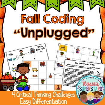 Fall Coding Unplugged