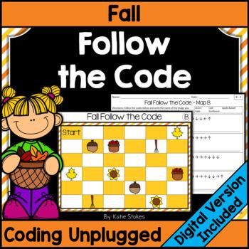 Fall Coding Unplugged - Follow the Code