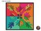 Fall Collaborative Mosaic - Radial Symmetry Mosaic - Autumn Mosaic