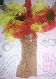 Fall Color Apple Tree Art
