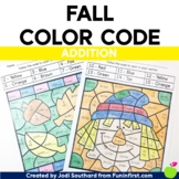 Fall Color By Code - Addition