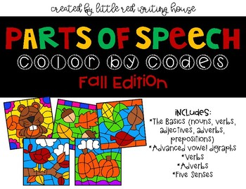 Fall Color by Codes