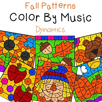 Fall Color by Music (Dynamics)