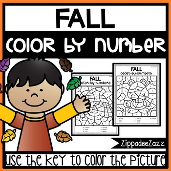 Fall Color by Numbers