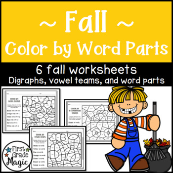 Fall Color by Word Parts
