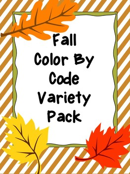 Fall Color by code