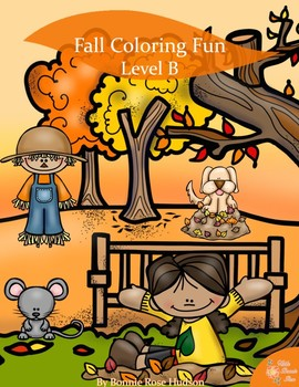 Fall Coloring Fun