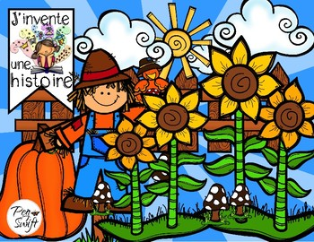 Fall Story Springboards ~ J'invente une histoire ~ l'automne