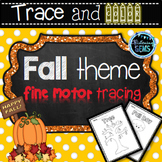 Fall Coloring Sheets Fine Motor Skills