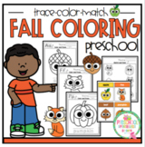 Fall Coloring and More