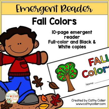 Fall Colors Emergent Reader