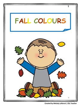 Fall Colours Mini-book