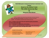 Fall Common Core Lesson Plan: The Little Scarecrow Boy