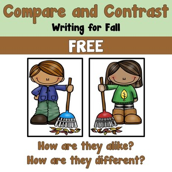 Fall Compare and Contrast Writing