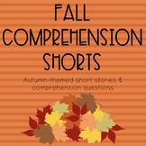 Fall Comprehension Shorts