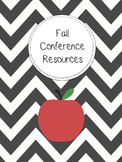 Fall Conference Resources
