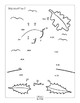 Fall Connect the Dots - Dot to Dot Skip Counting by 2, 5, 10 Worksheets