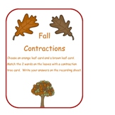Fall Contractions