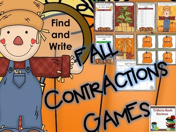 Fall Contractions ~ 2 Games