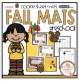 Fall Cookie Sheet Mats
