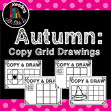 Fall Copy Grid Drawings