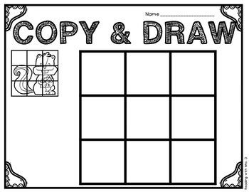 Fall Copy Grid Drawings