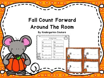 Fall Count Forward Around The Room