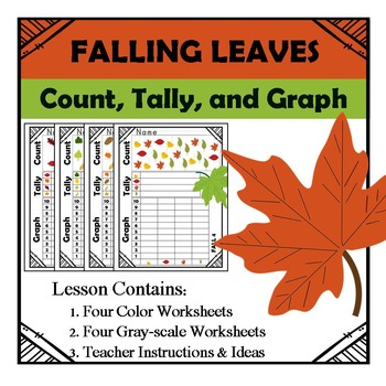 Fall - Count, Tally, & Graph