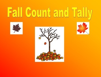 Fall Count and Tally