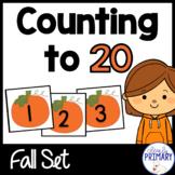 Numbers 1-20: Fall