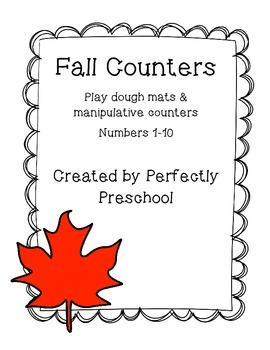 Fall Counters {Dollar Deal}