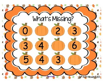 Fall Counting
