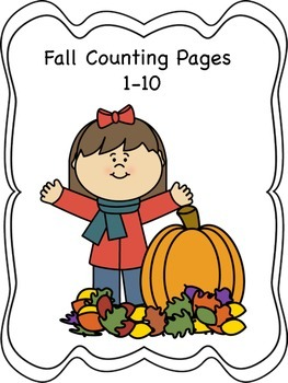 Fall Counting Pages 1-10