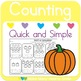 Fall Counting 1-10: Get 3 for $2