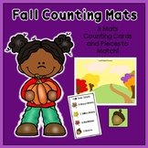 Fall Counting Activity: Counting Mats