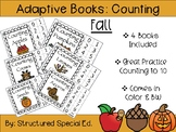 Fall Counting Adapted Books