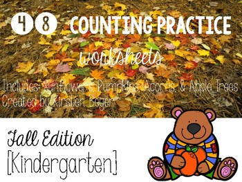 Fall Counting BUNDLE