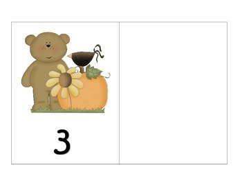 Fall Counting K-1