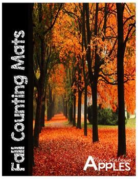 Fall Counting Mats 1-10