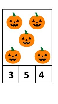 Fall Counting to Ten