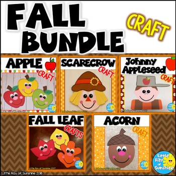 Fall Craft Bundle