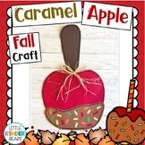 Fall Craft Caramel Apple