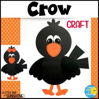 Fall Craft Crow
