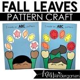 Fall Craft Leaf Patterns