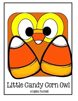 Fall Craft - Little Candy Corn Owl