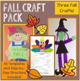 Fall Craft Pack - 3 Craft Bundle